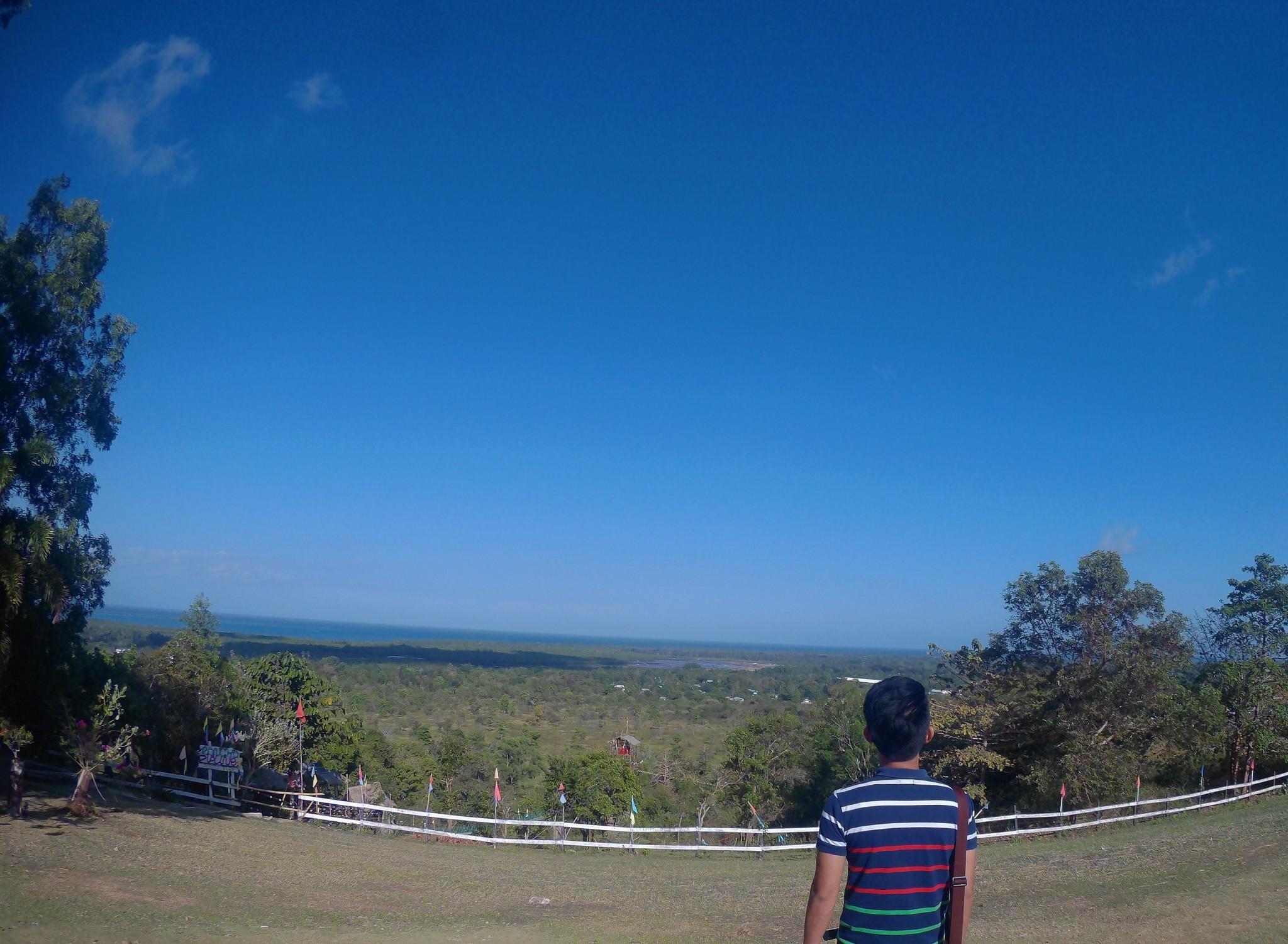 Mitra Ranch, Puerto Princesa: Overlooking the Islands of Honda Bay