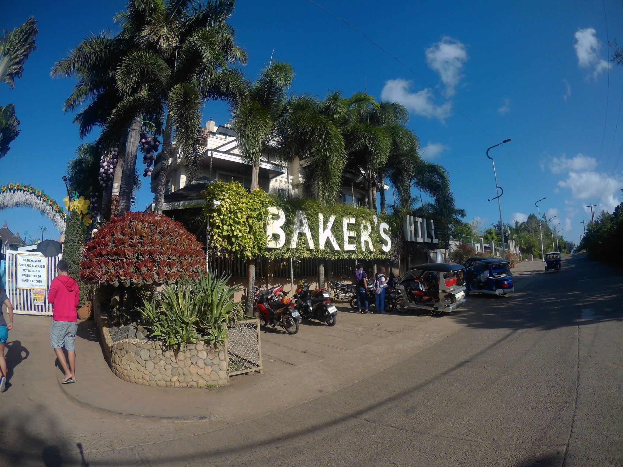 Baker's Hill, Palawan: Not Just Baked Goodies for Pasalubong