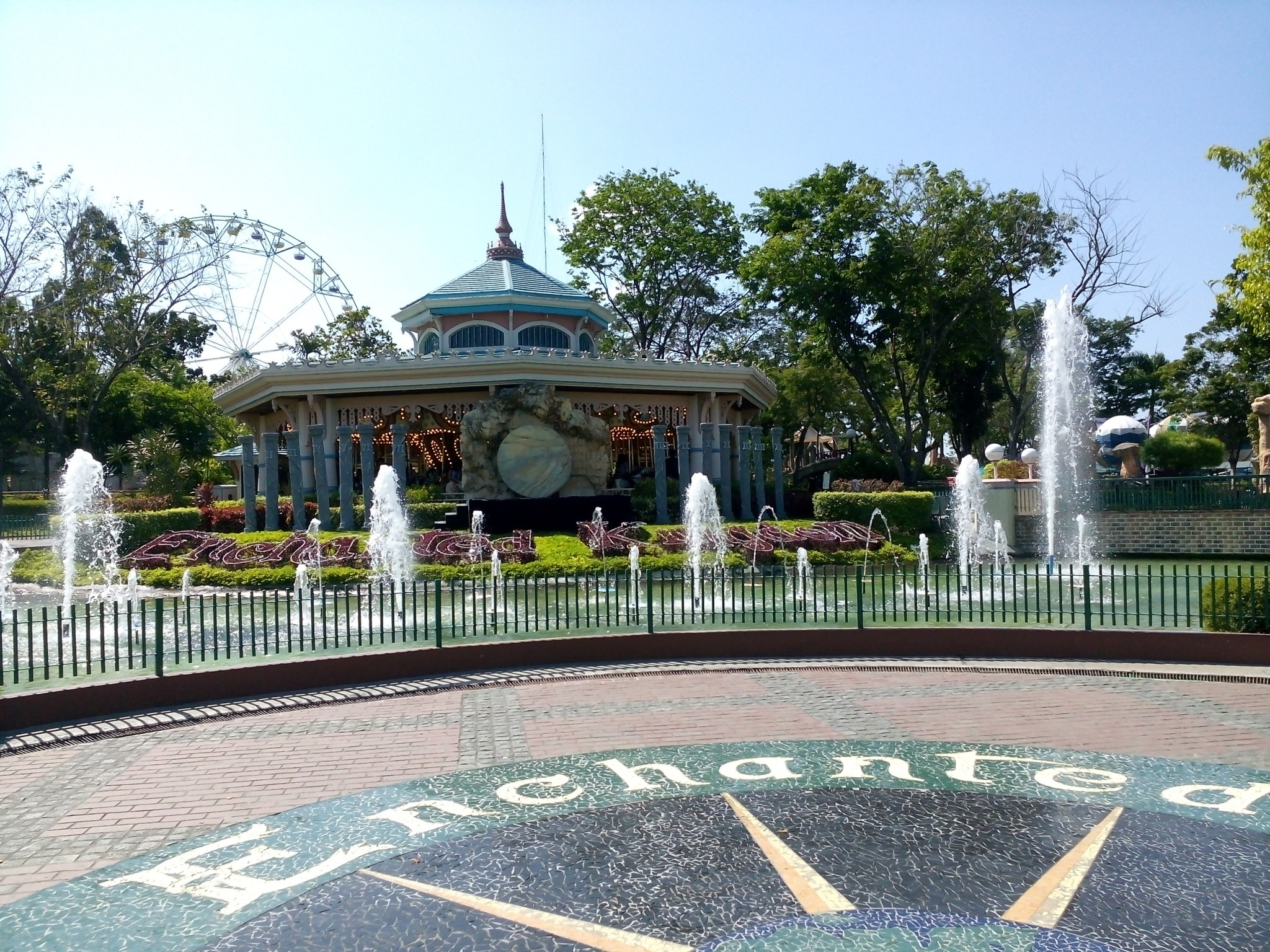 Enchanted Kingdom, Laguna: Revisiting A Chilhood Fear